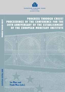 Progress through crisis? Conference for the 20th anniversary of the establishment of the EMI - cover image