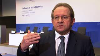 Interview with Vítor Constâncio. ECB Vice-President (2011 – 2018)